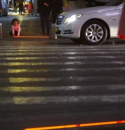 U Tel Avivu postavljeni 'zombi semafori'