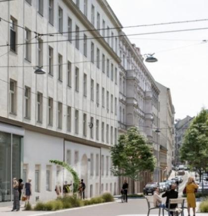 Beč će dobiti prvu ulicu s mogućnošću regulacije temperature zraka