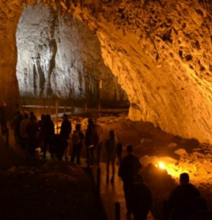 Srednja bijambarska pećina otvorena za posjetioce