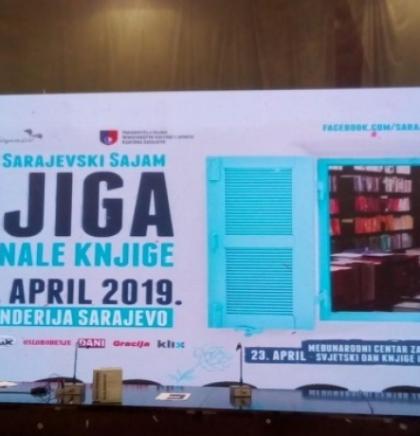 Centar Skenderija -Međunarodni sajam zvanično otvoren za ljubitelje knjige