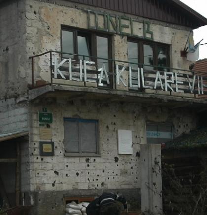 Tunel spasa u Sarajevu