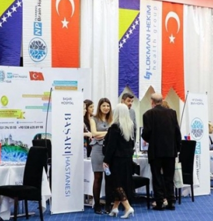 Bosnia Healthcare & Services Expo 2019 opens in Sarajevo