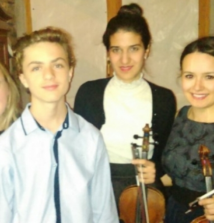 'Violin Ladies + Notre Dame' a concert in Sarajevo as a creative link with Paris