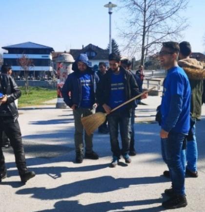 Akcija čišćenja i uređenja okoliša mjesnih zajednica Grada Mostara
