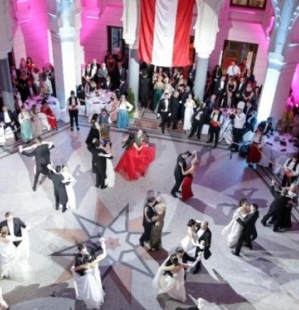 Skaka:Sarajevo u porodici svjetskih metropola u kojima se održava Austrijski bal