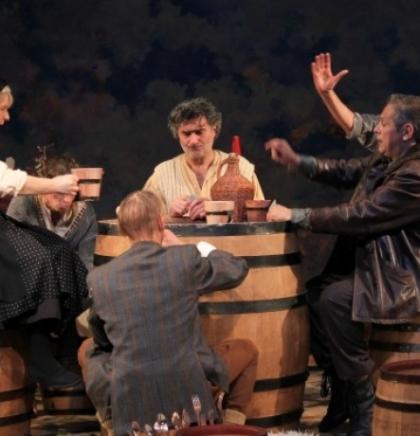Mostarski 'Hamlet' gostuje u HNK Split