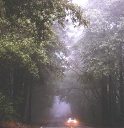 Zbog obilnih padavina usporen i otežan saobraćaj