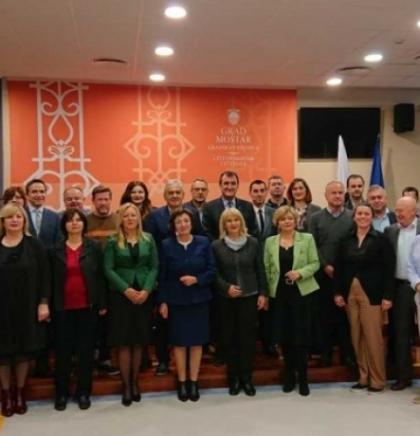 Održana radionica održivoga turističkoga razvoja Mostara