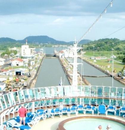 Od Miljacke do mora i okeana : Panamski kanal