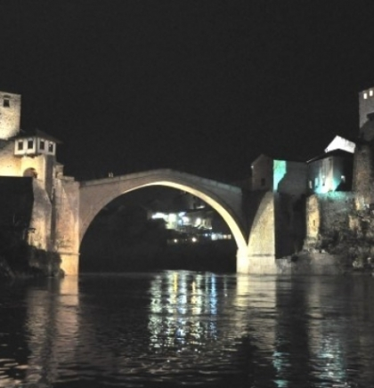 Mostar listed as one of the most romantic cities in the world!