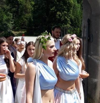 Aquafest u Varaždinskim Toplicama postaje sve maštovitiji i vjerniji vremenu kojem je posvećen