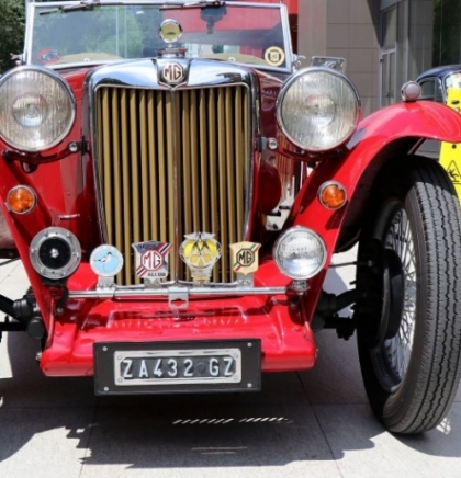 'MG Car Show' u Mostaru doveo 20 atraktivnih oldtimera