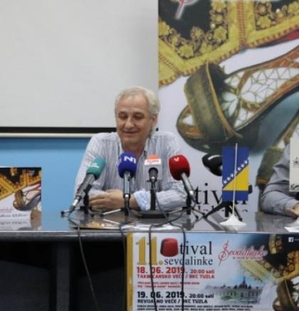 Više od 300 izvođača na festivalu 'Sevdalinko u srcu te nosim'