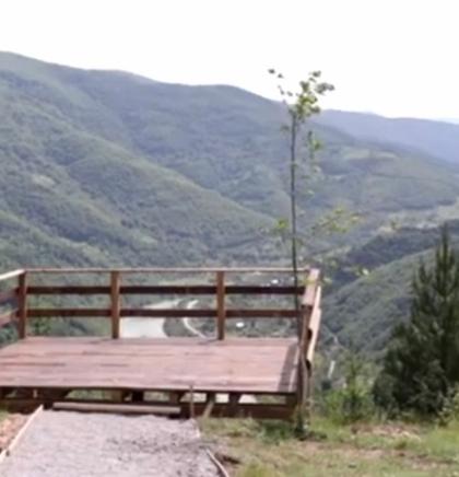 Goražde bogatije za izletište, jedinstven pogled na Drinu