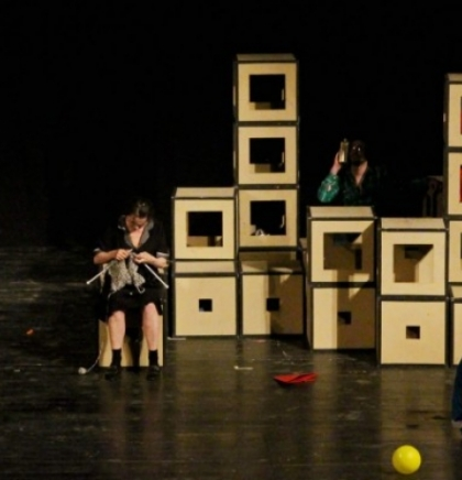 Pred mnogobrojnom konjičkom publikom izvedena predstava SNP-a iz Novog Sada