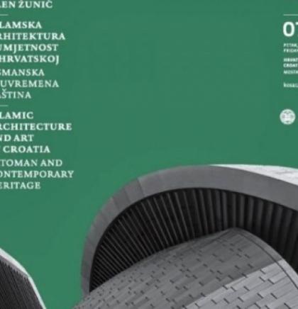 Promocija knjige 'Islamska arhitektura i umjetnost u Hrvatskoj'