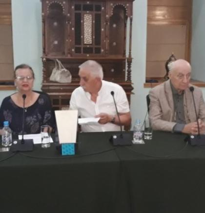 Predstavljena knjiga brata i sestre, Borjane i Slobodana Stajića