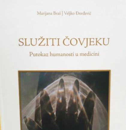 Promocija knjige 'Služiti čovjeku-putokaz humanosti u medicini'