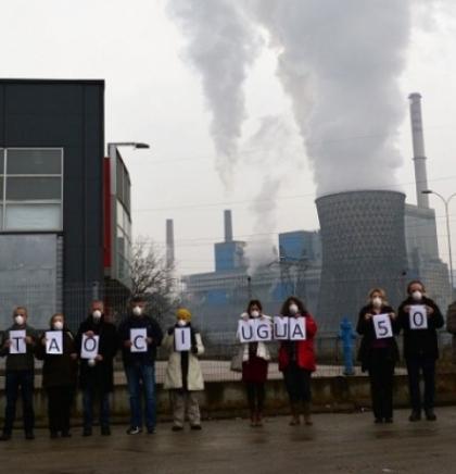 Donositelji odluka trebaju reagirati na krizu onečišćenja zraka u Tuzli