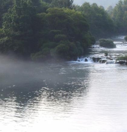 Započela sanacija i uređenje korita rijeke Unac