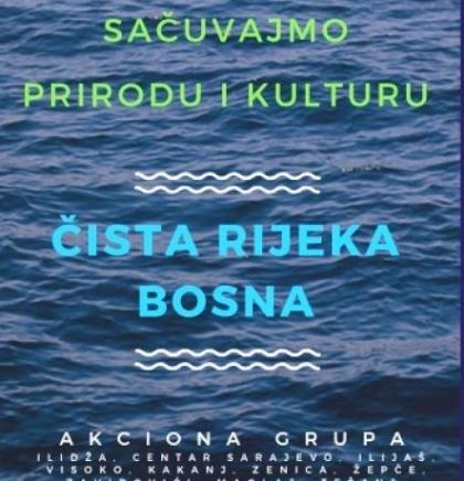 Počela Eko-turistička kampanja u okviru projekta 'Čista rijeka Bosna'