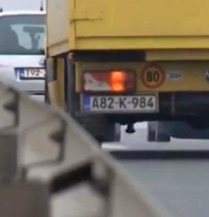 Pojačan promet vozila i autobusa na svim putevima prema Srebrenici
