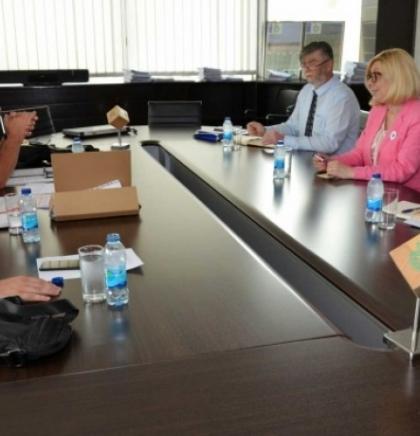 Ministrica Đapo s predstavnicima građanske inicijative 'Jer nas se tiče'