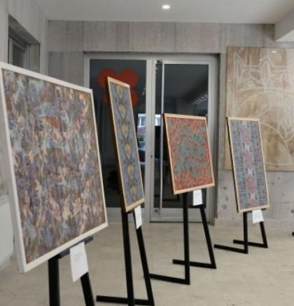 Otvorena izložba kaligrafskih radova iranskog umjetnika Saida Razija u BKC-u