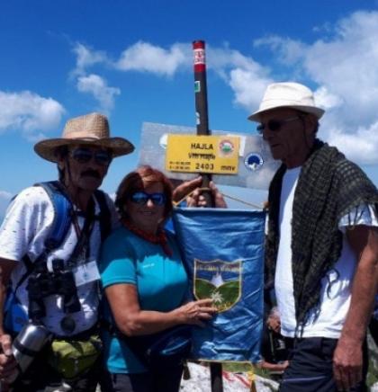 Planinari iz BiH i regije pohodili Hajlu na godišnjicu planinarskog doma Grope