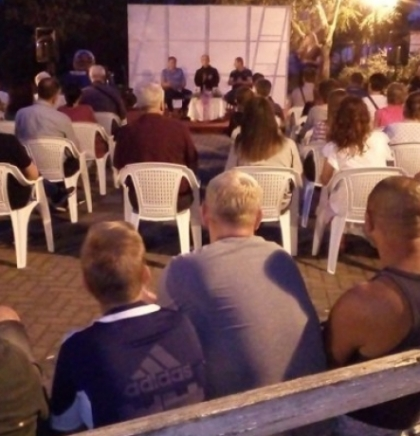 Održana književna večer s fra Miljenkom Mićom Stojićem