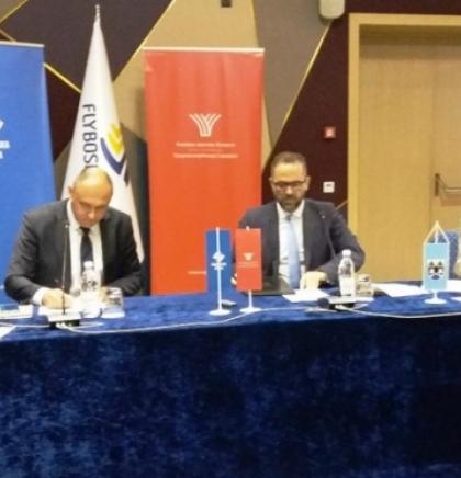 Turizam u fokusu poslovne saradnje JP Sarajevo i FlyBosnie