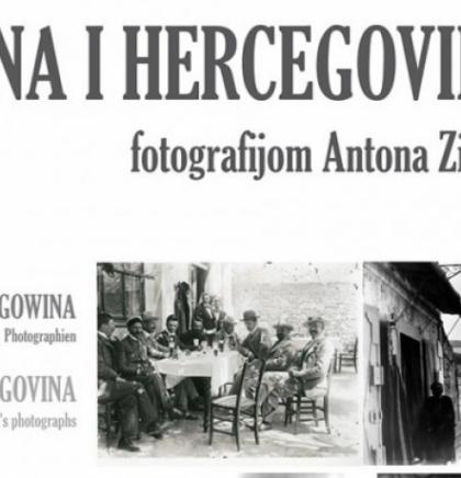 'Bosna i Hercegovina fotografijom Antona Zimola' na Mostarskom ljetu