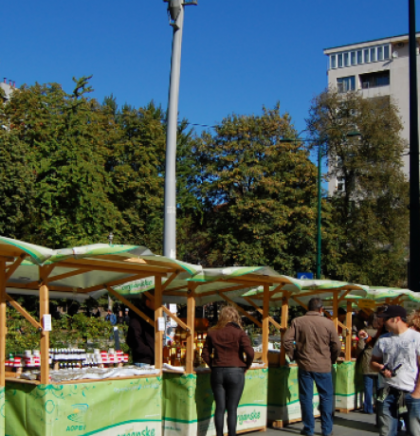 The Fifth Sarajevo Summer Market opens today