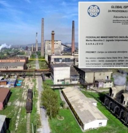 Pokrenute aktivnosti za ocjenu zahtjeva za izdavanje okolinske dozvole GIKIL-u