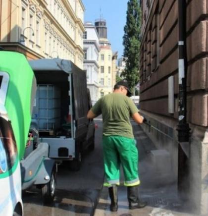 Grad Sarajevo nastavlja s projektom uklanjanja grafita