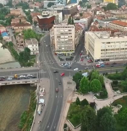 Saobraćaj obustavljen na puta Vitez-Travnik u mjestu Krčevine