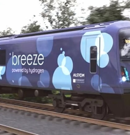 Francuska bi uskoro mogla na željeznici koristiti vlakove na vodik