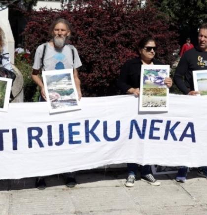 Koalicija za zaštitu rijeka: Bh. rijeke u katastrofalnom stanju (VIDEO)