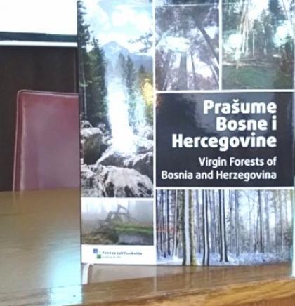 """Promovirana fotomonografija """"Prašume Bosne i Hercegovine"""""""