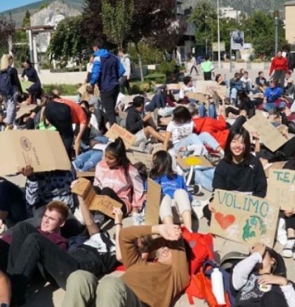 Globalni protest za klimu okupio aktiviste iz cijelog svijeta (VIDEO)