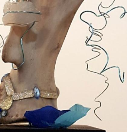 U Sarajevu izložba #musthavegold mostarske akademske kiparice