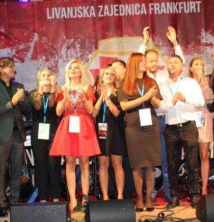 Više tisuća Livnjaka na Livanjskoj noći u Frankfurtu