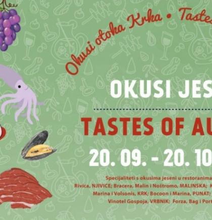 Krk Food Fest - Okusi jeseni