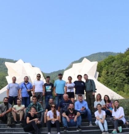 Obuka za buduće istraživače velikih zvijeri u BiH