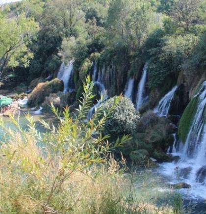 Posjetili smo vodopad Kravica, oazu u kamenu (VIDEO)