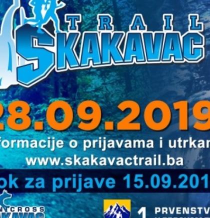 PD Skakavac-'Skakavac Trail' za zdrav život i doprinos razvoju turizma