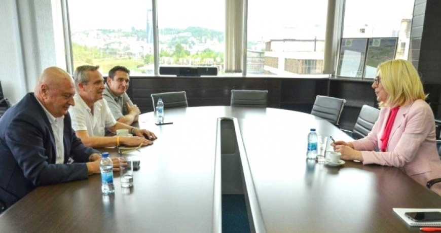 Direct air link Tel Aviv - Sarajevo a chance for closer tourism cooperation