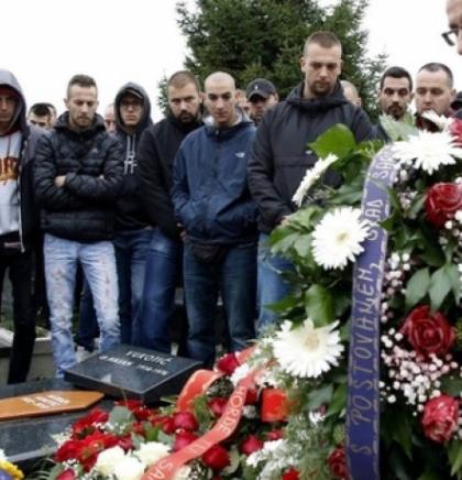 Grad Sarajevo odao počast Vedranu Puljiću