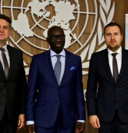 Skaka i Vuković dobili posebno priznanje Ujedinjenih nacija za doprinos saradnji