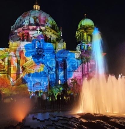 Kada zgrade ožive: Berlinski Festival svjetla oduševio posjetitelje (VIDEO)